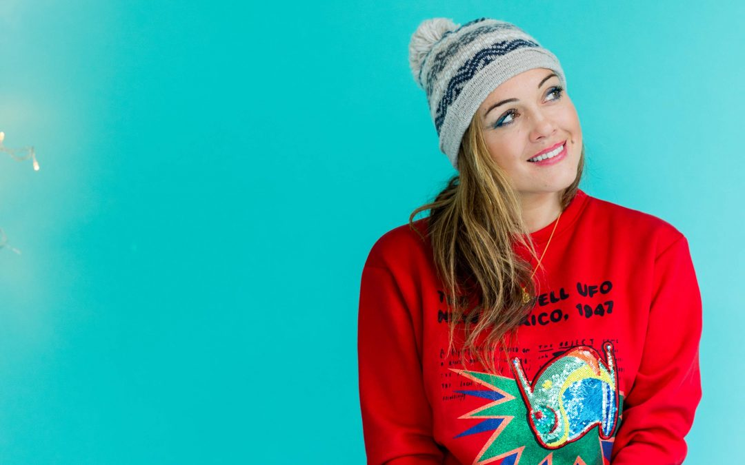 Sweatshirts Inc….   The Funkier Alternative to Christmas Knits