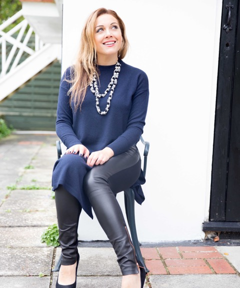 Wearing The Trousers – Leather Leggings Three Ways