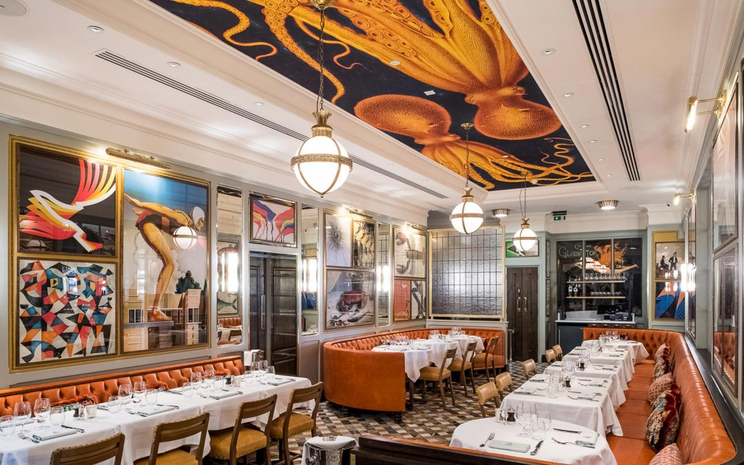 The 5 Minute Review – The Ivy Brighton & The Ivy Chelsea Garden