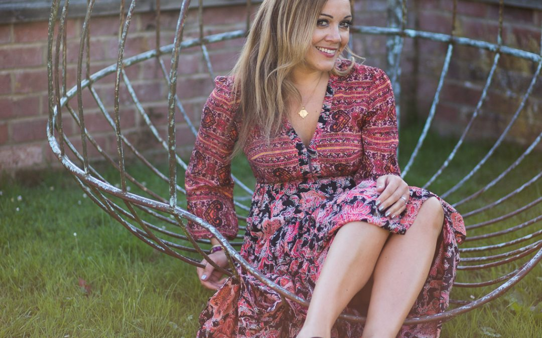 In Between Days – the perfect trans-seasonal Boho Dress